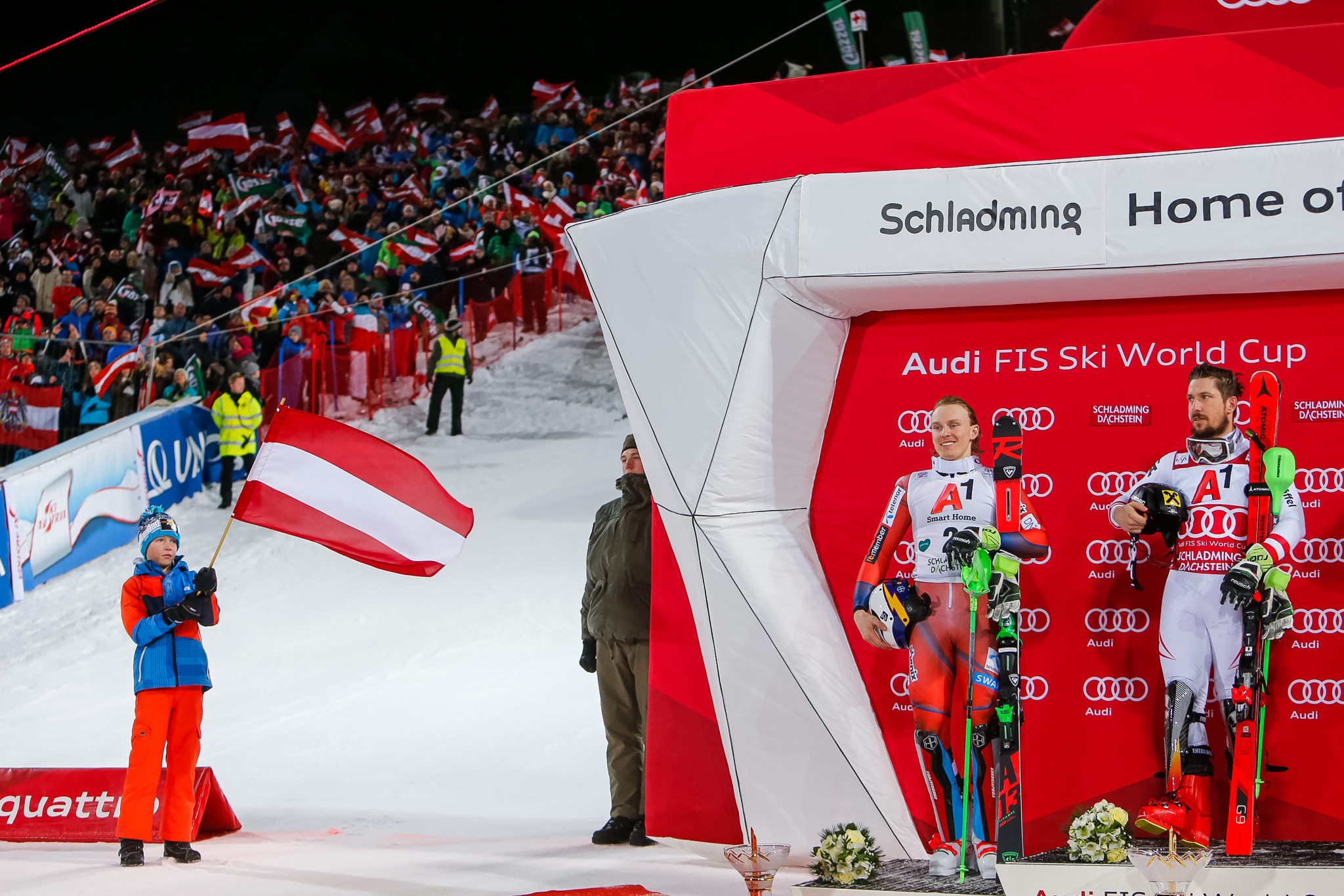 Schladming is already an established skiing resort on the World Cup circuit ©Getty Images