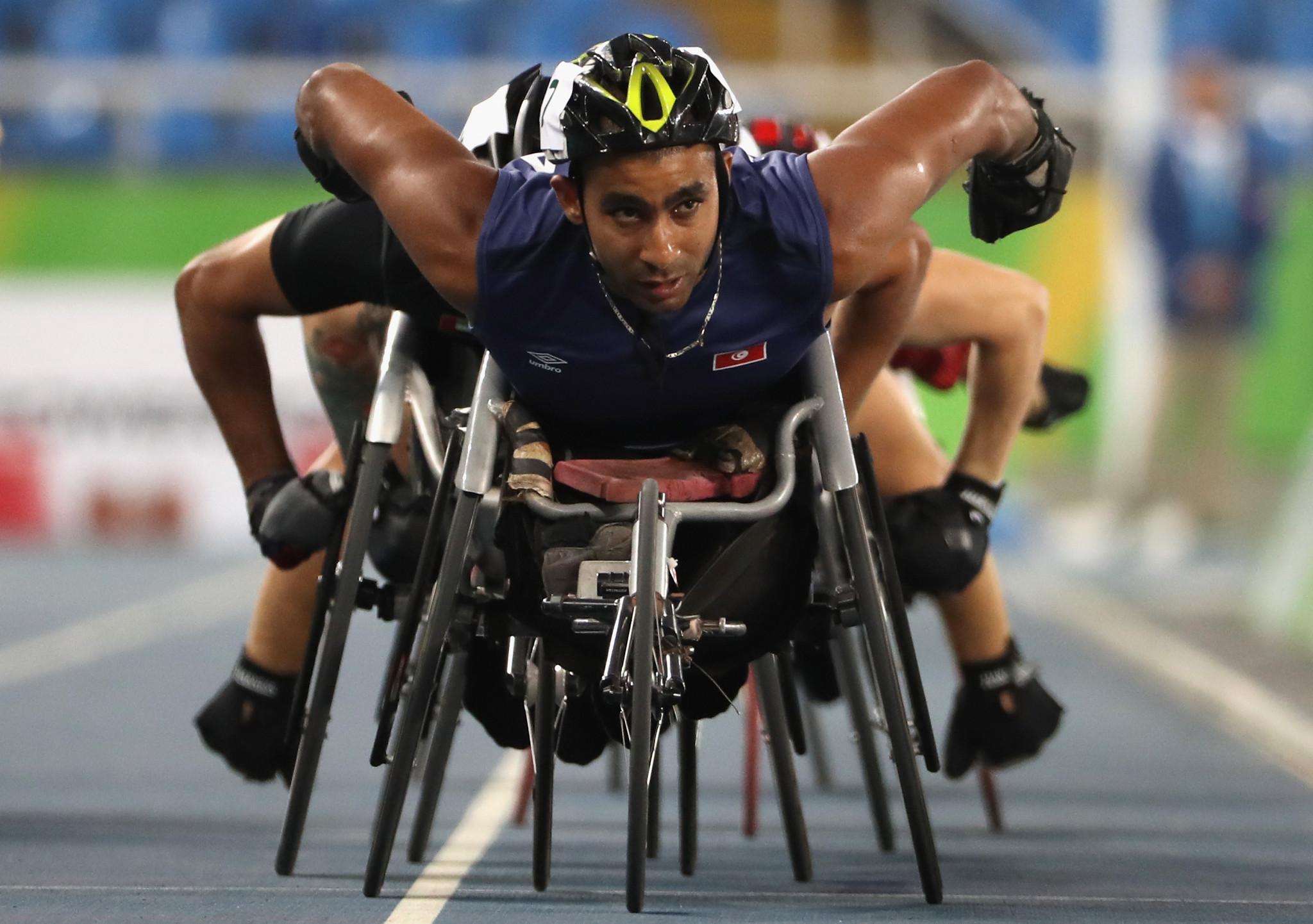 Ktila secures third gold of World Para Athletics Grand Prix in Dubai