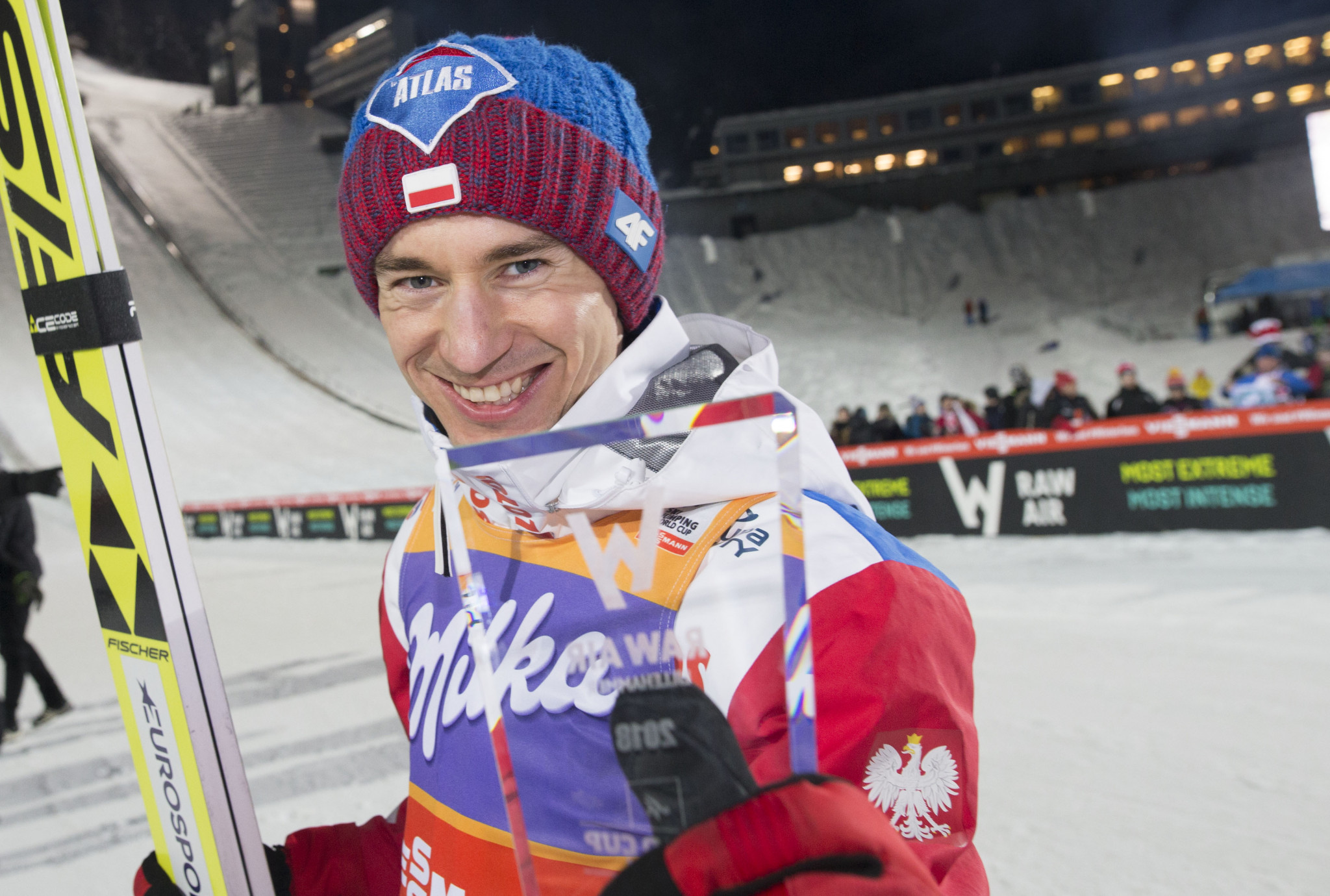 Stoch continues fine Ski Jumping World Cup form with Raw Air win in Trondheim
