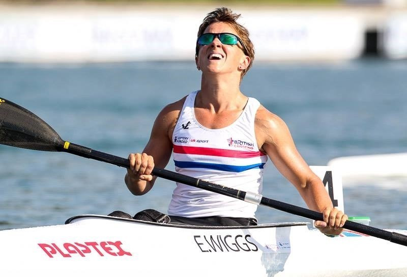 Britain targeting historical first Paralympic canoeing gold at Rio 2016