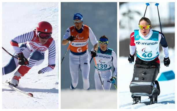 Winter representatives for IPC Athletes' Council elected
