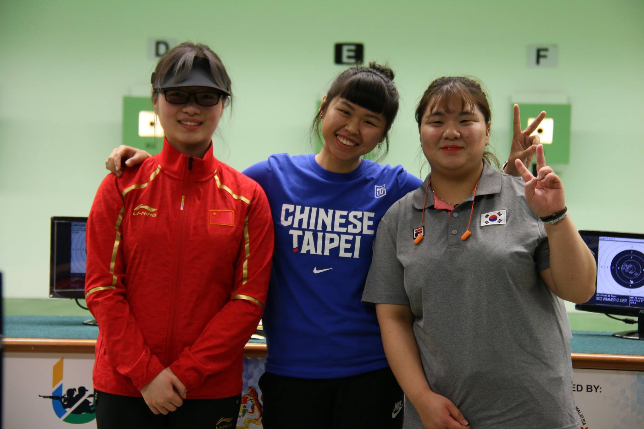 Czech and Taiwanese shooters on target at World University Shooting Championships