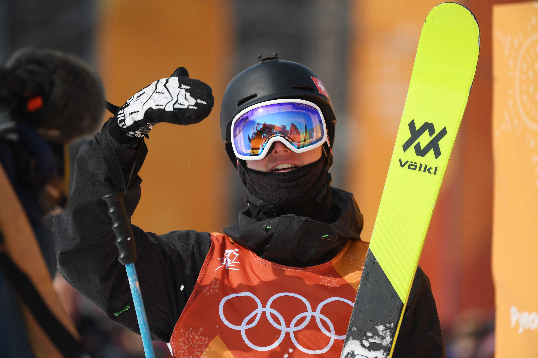 Ragettli and Fyodorova win overall slopestyle World Cup titles in Italy