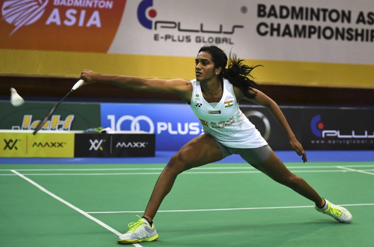 PV Sindhu of India reached the semi-finals of the All England Open ©Getty Images