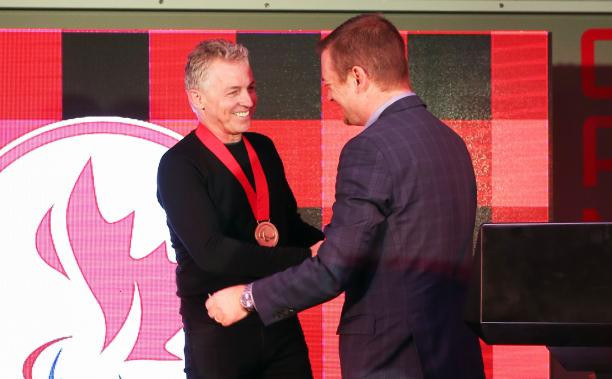Canada Snowboard executive director receives Paralympic Order at Pyeongchang 2018