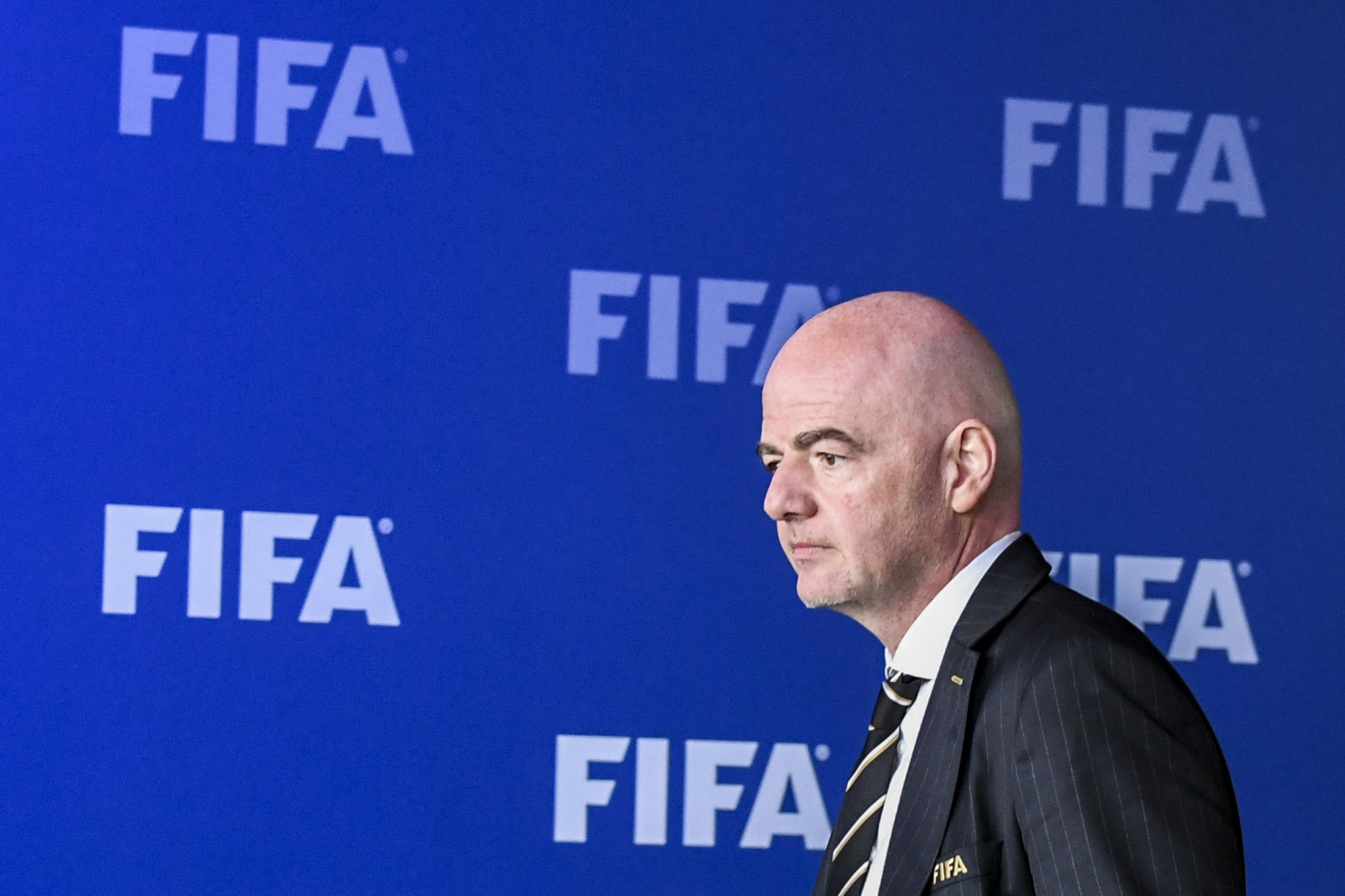 FIFA under President Gianni Infantino have claimed positive financial results ©Getty Images