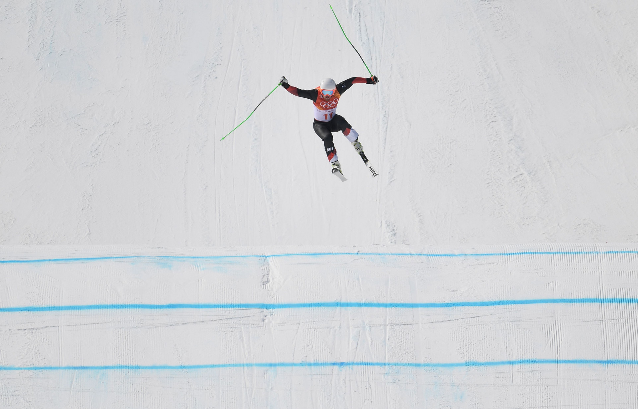 Bischofberger wins overall Ski Cross World Cup title after final event of season cancelled