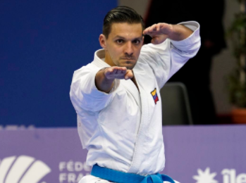 Diaz beats world number one to reach WKF Karate1 Premier League final in Rotterdam