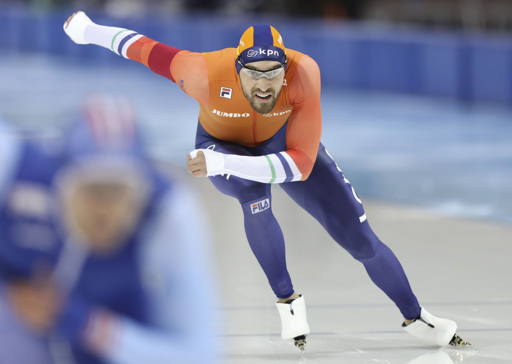 Nuis leads Dutch charge at Speed Skating World Cup final