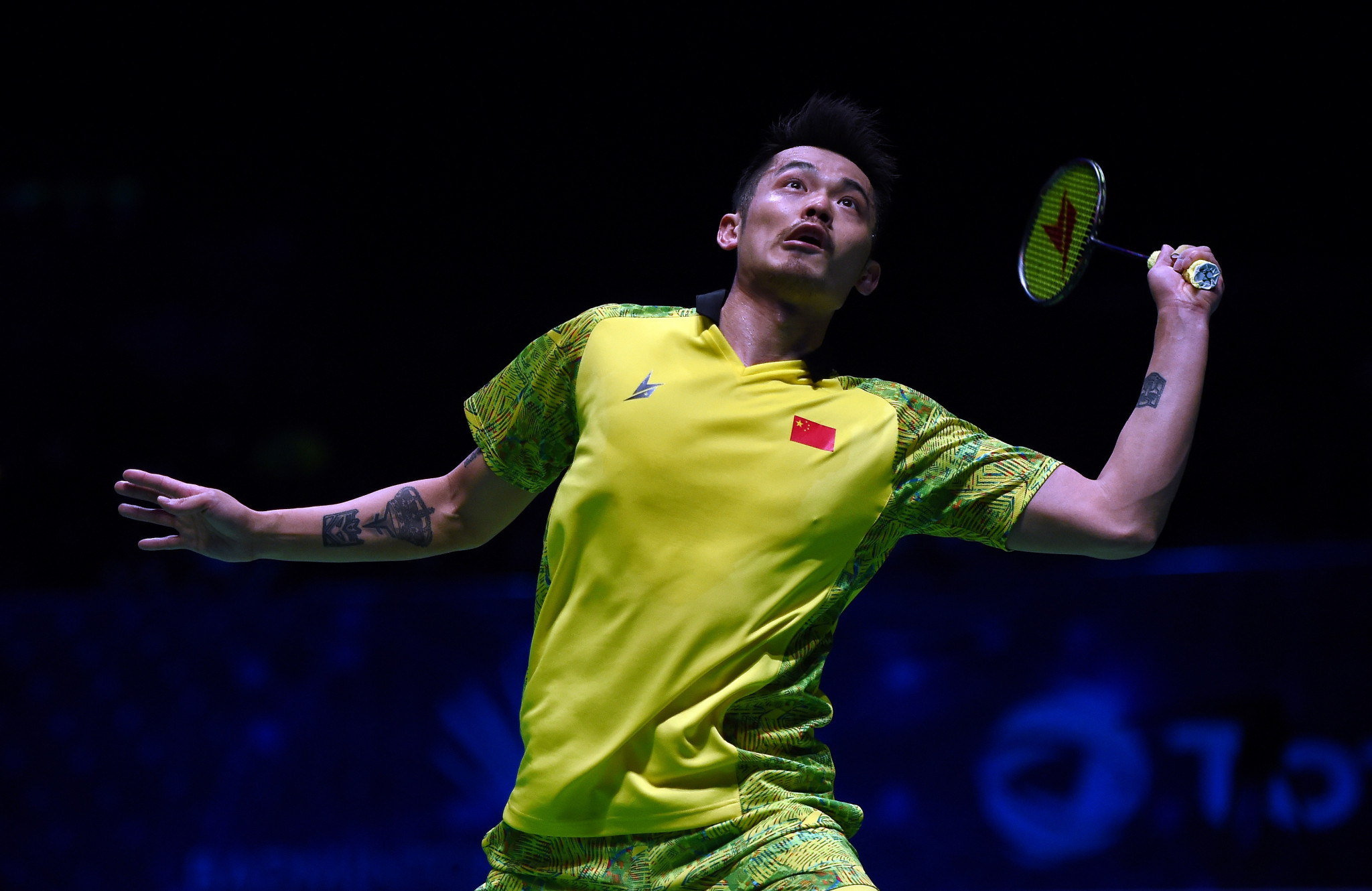 Lin Dan one match from a seventh All England badminton title