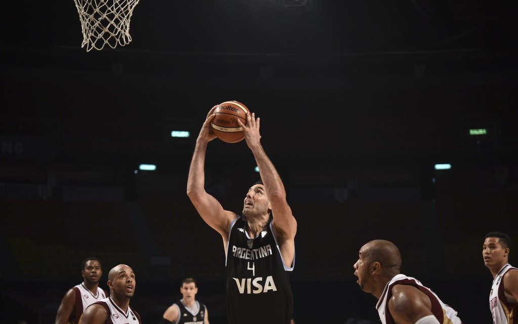 Argentina and hosts Mexico top groups as first round of FIBA Americas Championship concludes