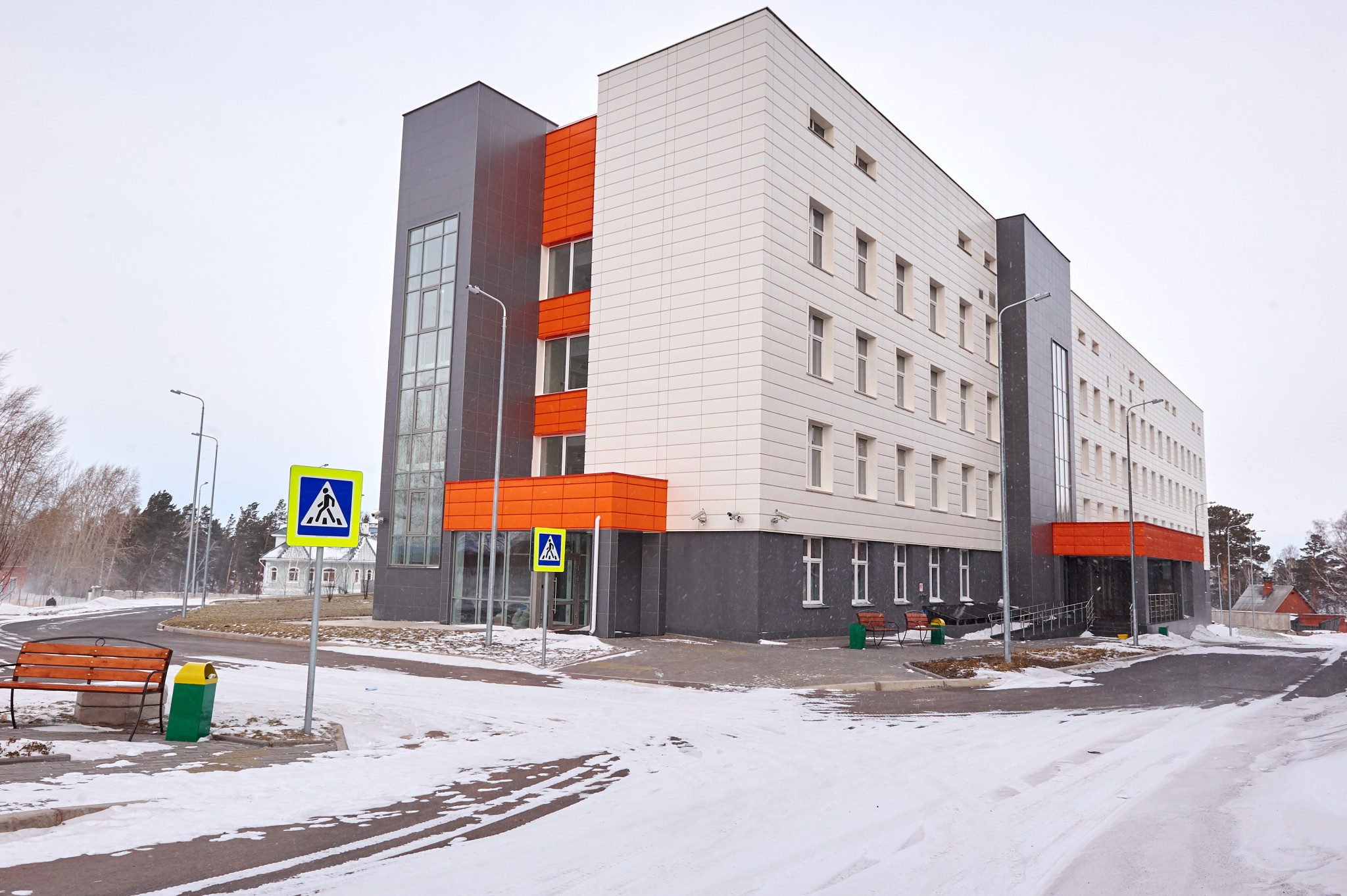 Krasnoyarsk 2019 Medical Centre receives permit to open