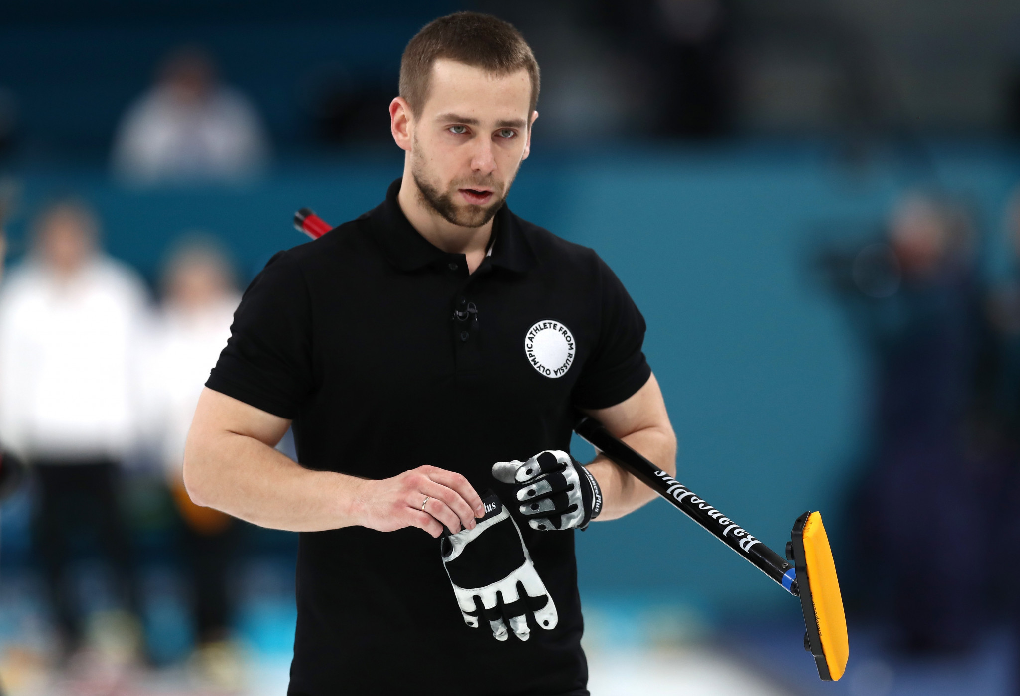 Russian Curling Federation President Dmitry Svishchev claimed the case, like Aleksandr Krushelnitckii's doping violation, was an attack on Russia before a major sports event ©Getty Images