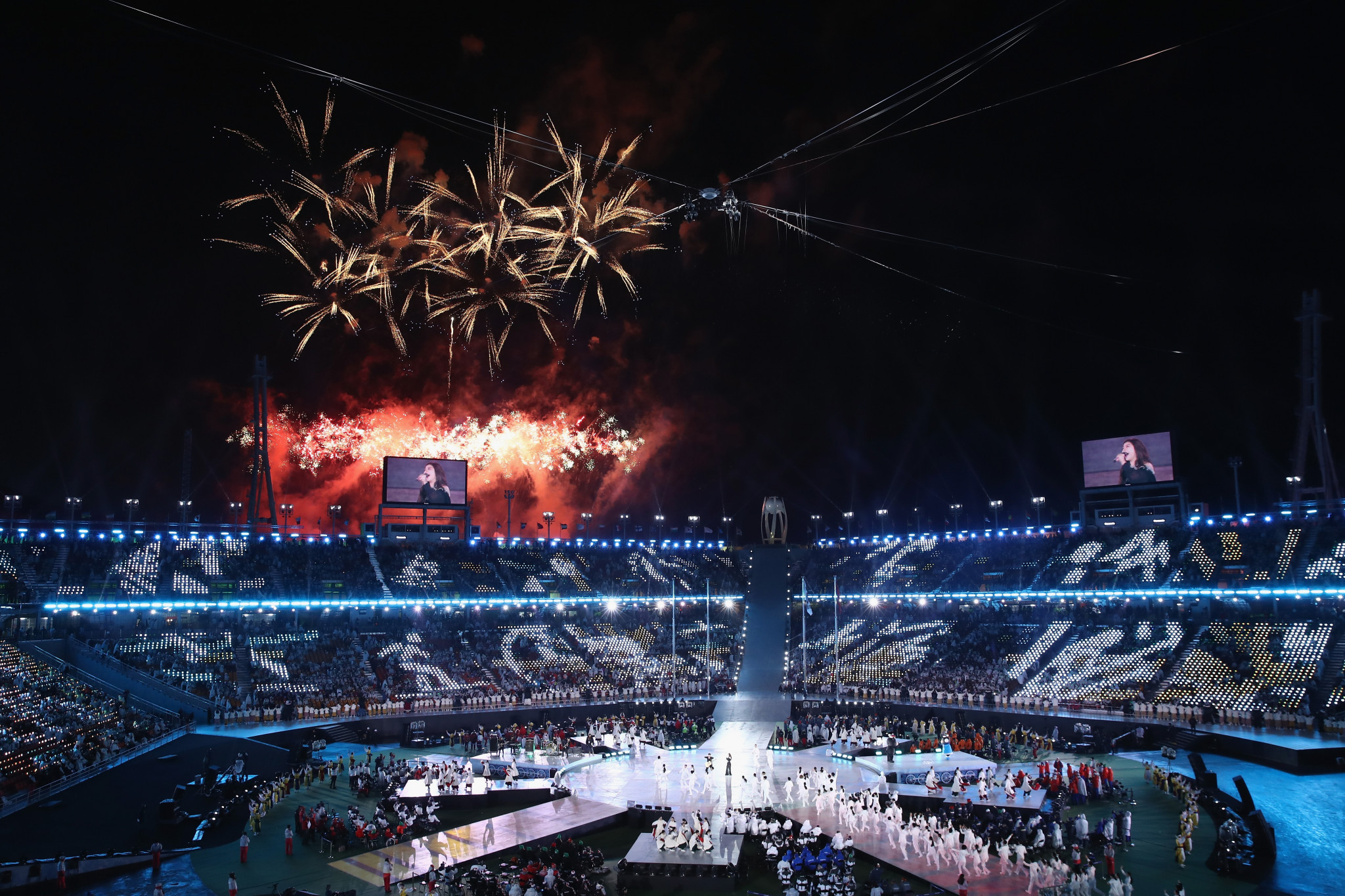 Curtain comes down on Pyeongchang 2018 Winter Paralympic Games