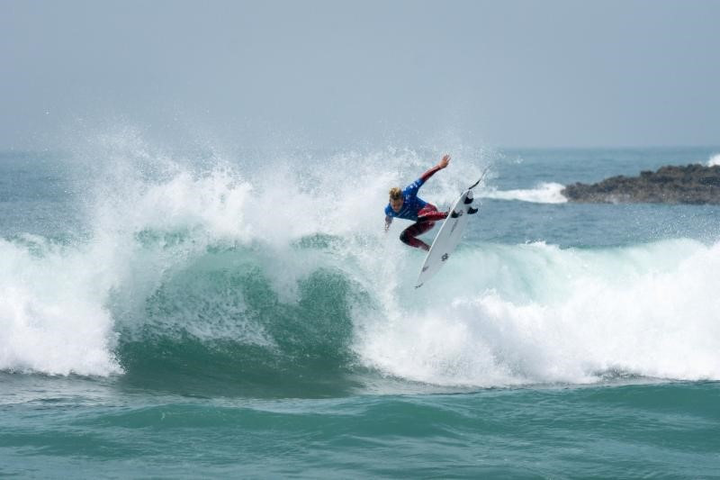 Surfing has announced its qualifying system for Tokyo 2020 ©ISA