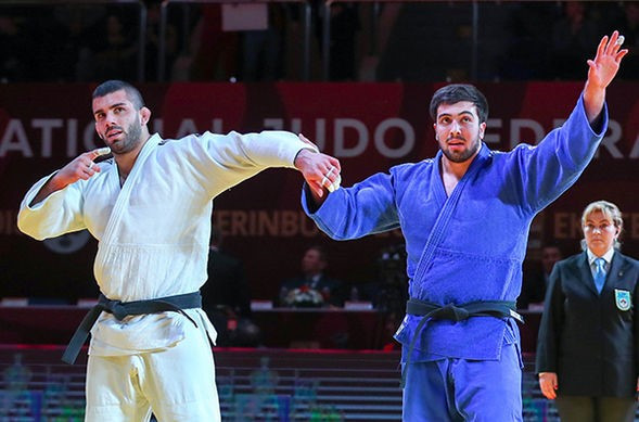 Ilyasov delivers home success as  IJF Grand Slam in Ekaterinburg concludes