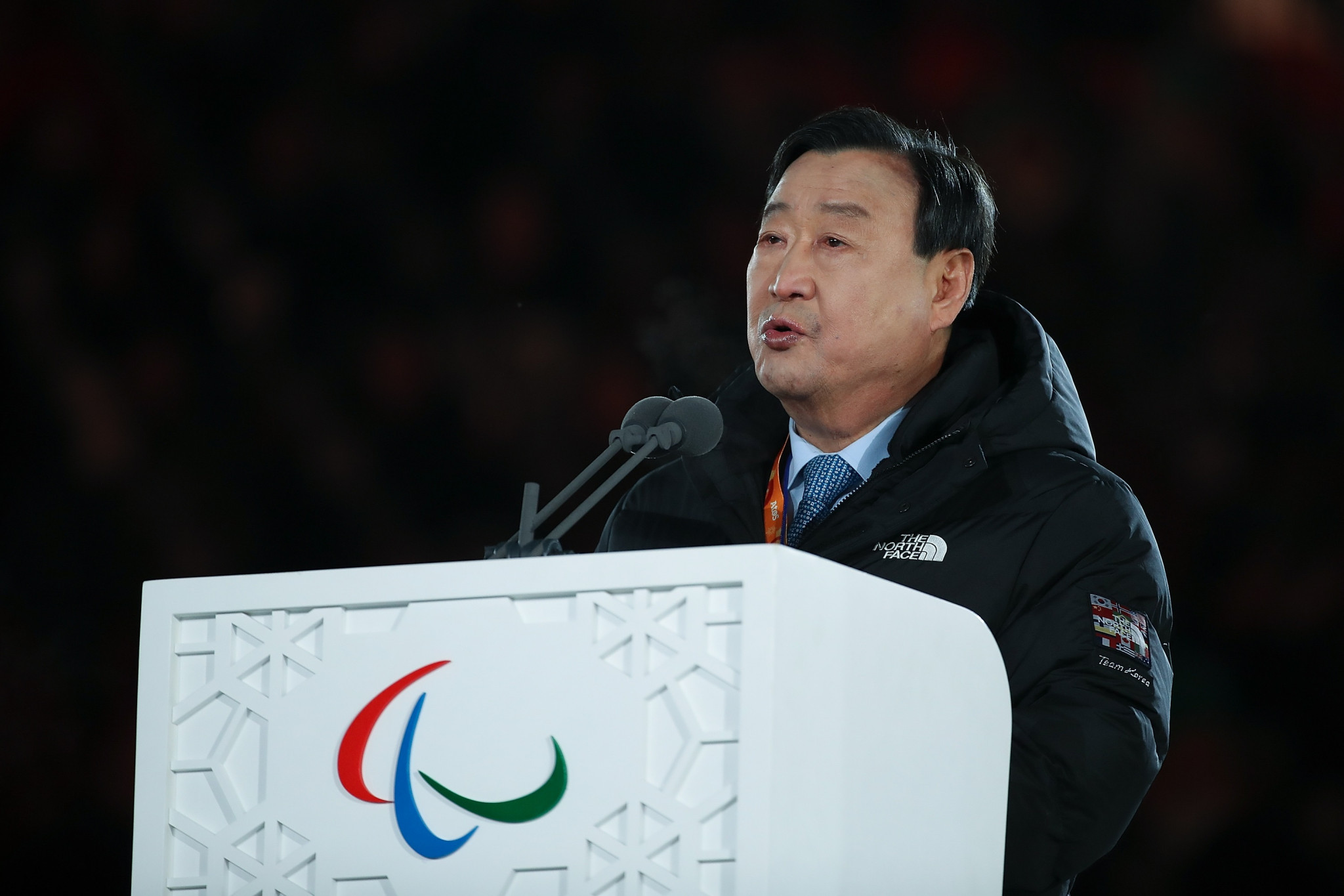 Pyeongchang 2018 President among six recipients of Paralympic Order