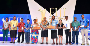The annual Fiji Sports Awards have taken place ©FASANOC