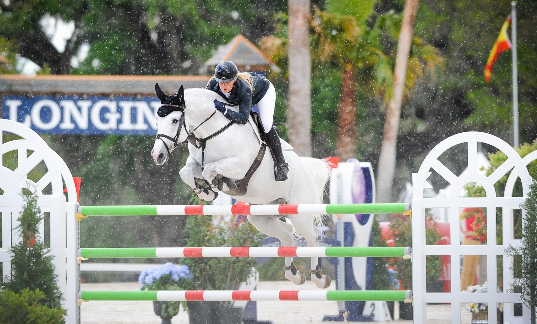 Vanderveen wins final World Cup Jumping North American League event in Ocala