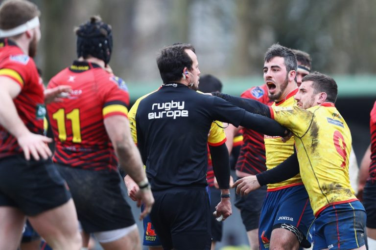 World Rugby to investigate after Spanish anger at missing Japan 2019 berth