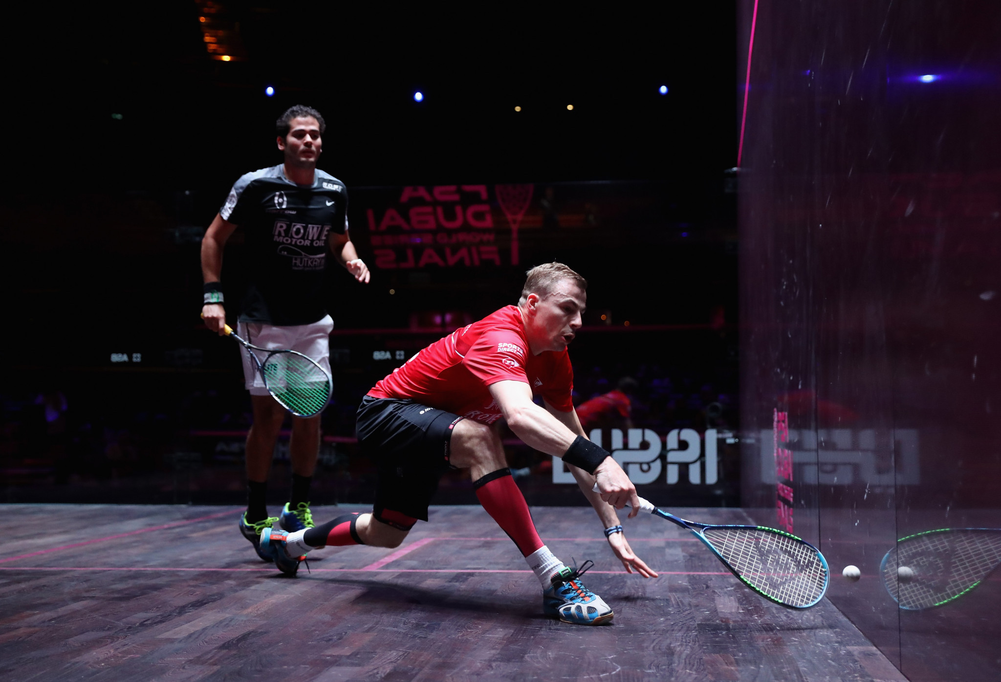 England squash players Matthew and Massaro named top seeds for Gold Coast 2018