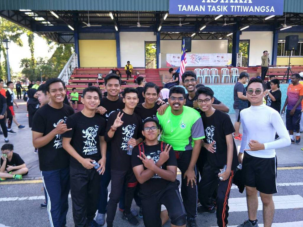 Malaysian run raises $15,000 for Taekwondo Humanitarian Foundation refugee work