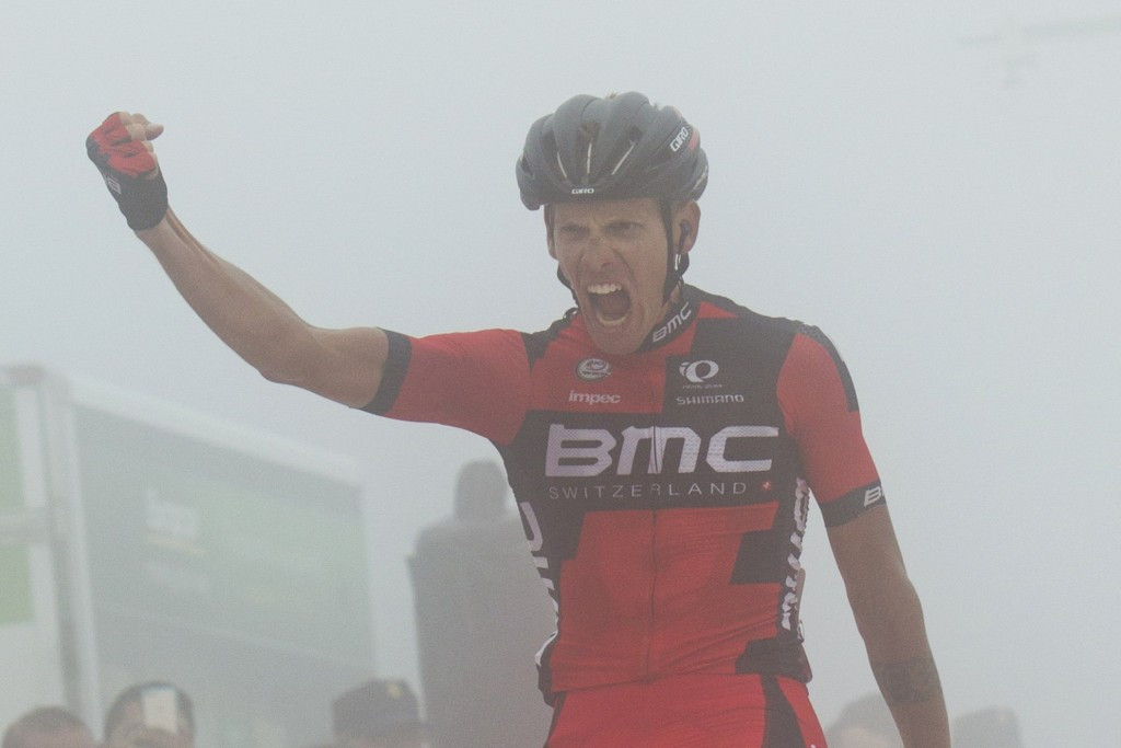 De Marchi claims stage 14 of the Vuelta a España as breakaway succeeds again