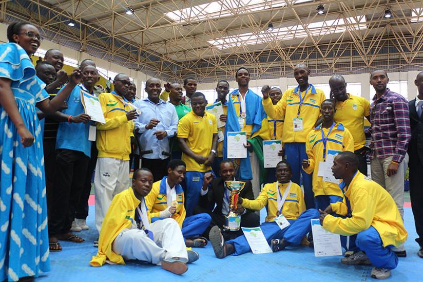 Rwanda name squads for African Taekwondo Championships