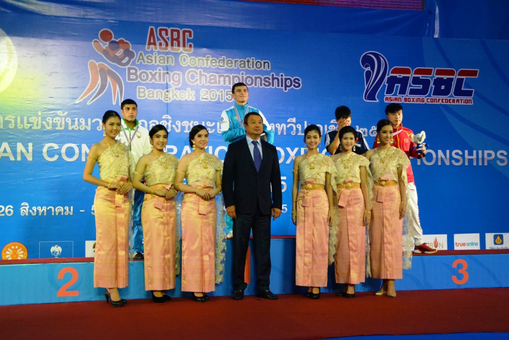 Kazakhstan topped the medal standings at the ASBC Asian Confederation Boxing Championships after winning five golds ©Asian Boxing Confederation