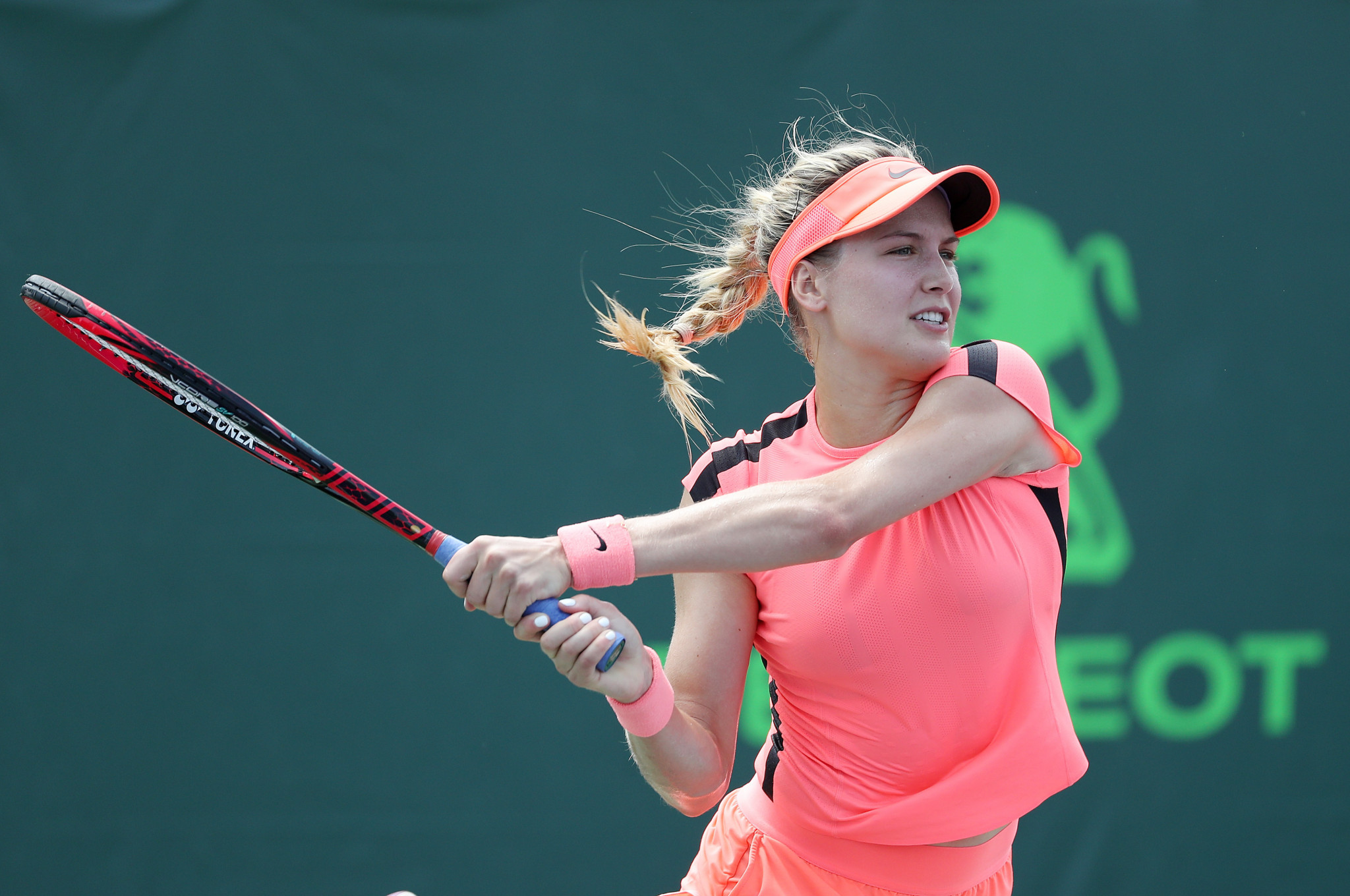 Former Grand Slam finalists have mixed fortunes in Miami Open qualifying