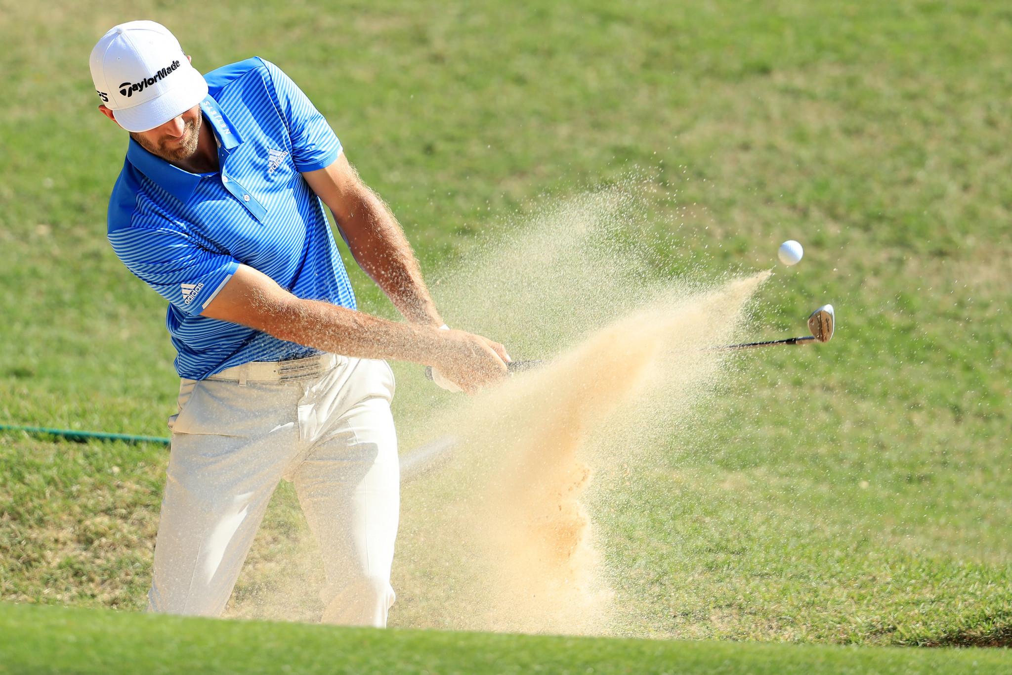 Johnson seeking repeat win at World Golf Championships leg in Austin