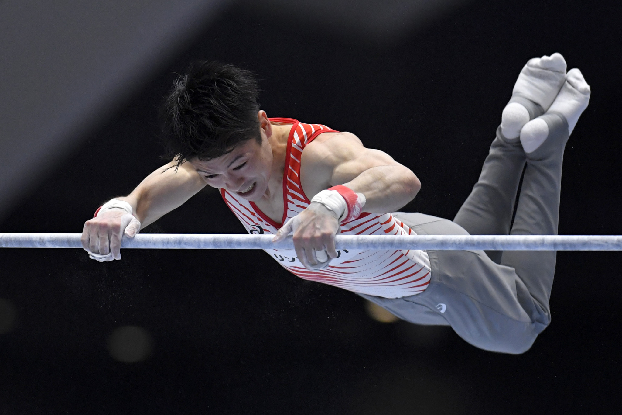Uchimura and Xiao to lock horns at FIG World Cup in Doha