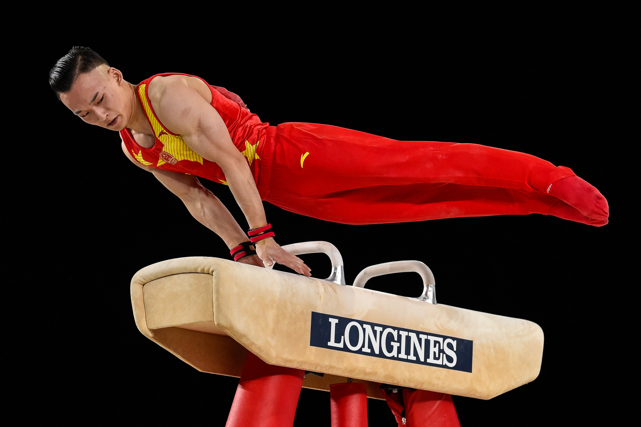 China's world all-around champion Xiao Ruoteng will also participate in Doha ©Getty Images