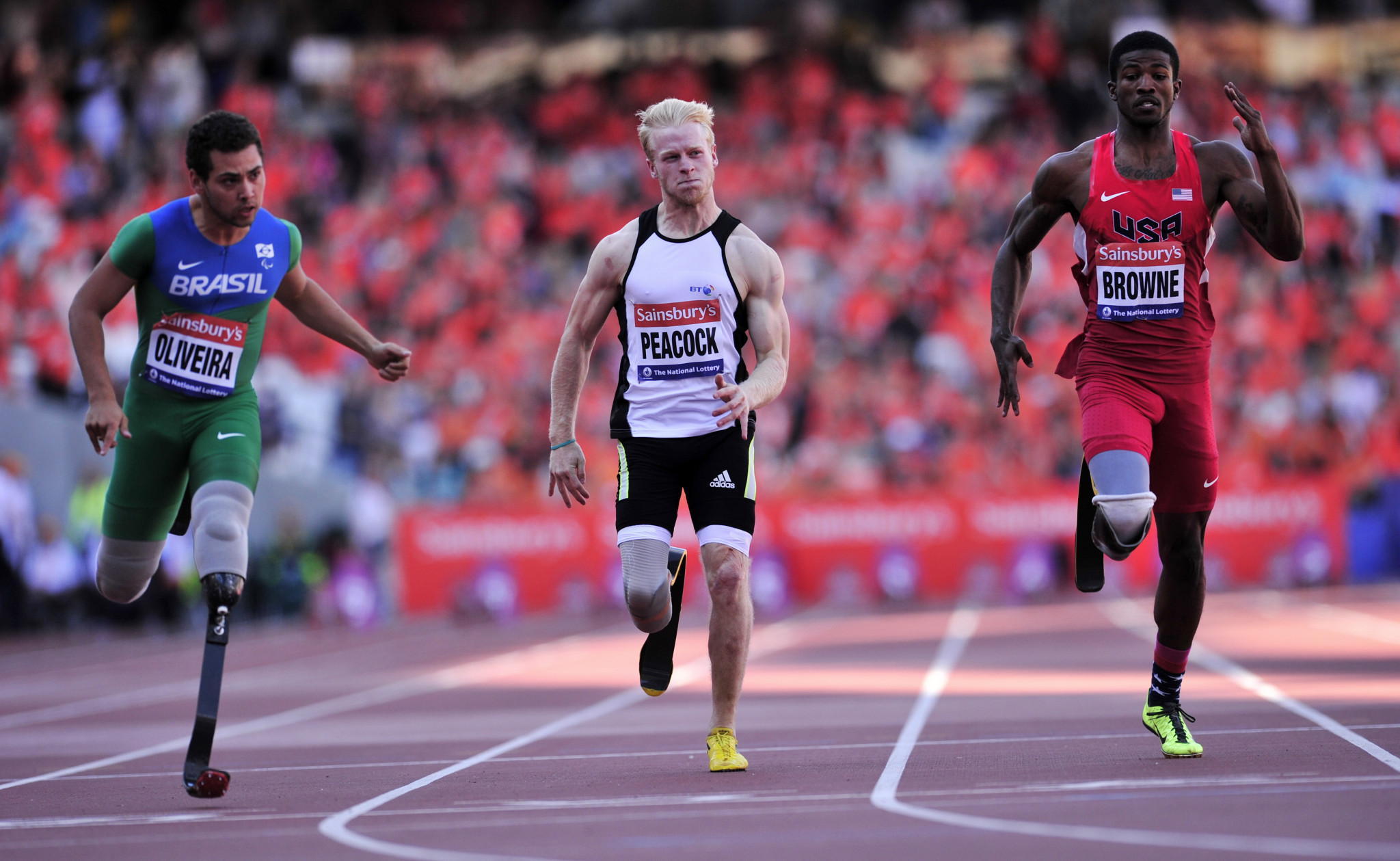 BP sign-up to back Para-events at Anniversary Games