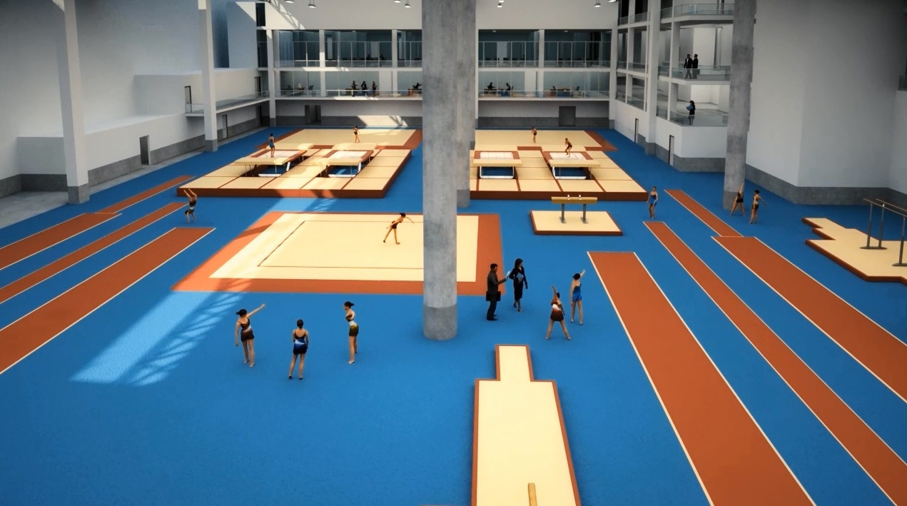 The venue will host numerous sports at the Pan American and Parapan American Games ©Lima 2019