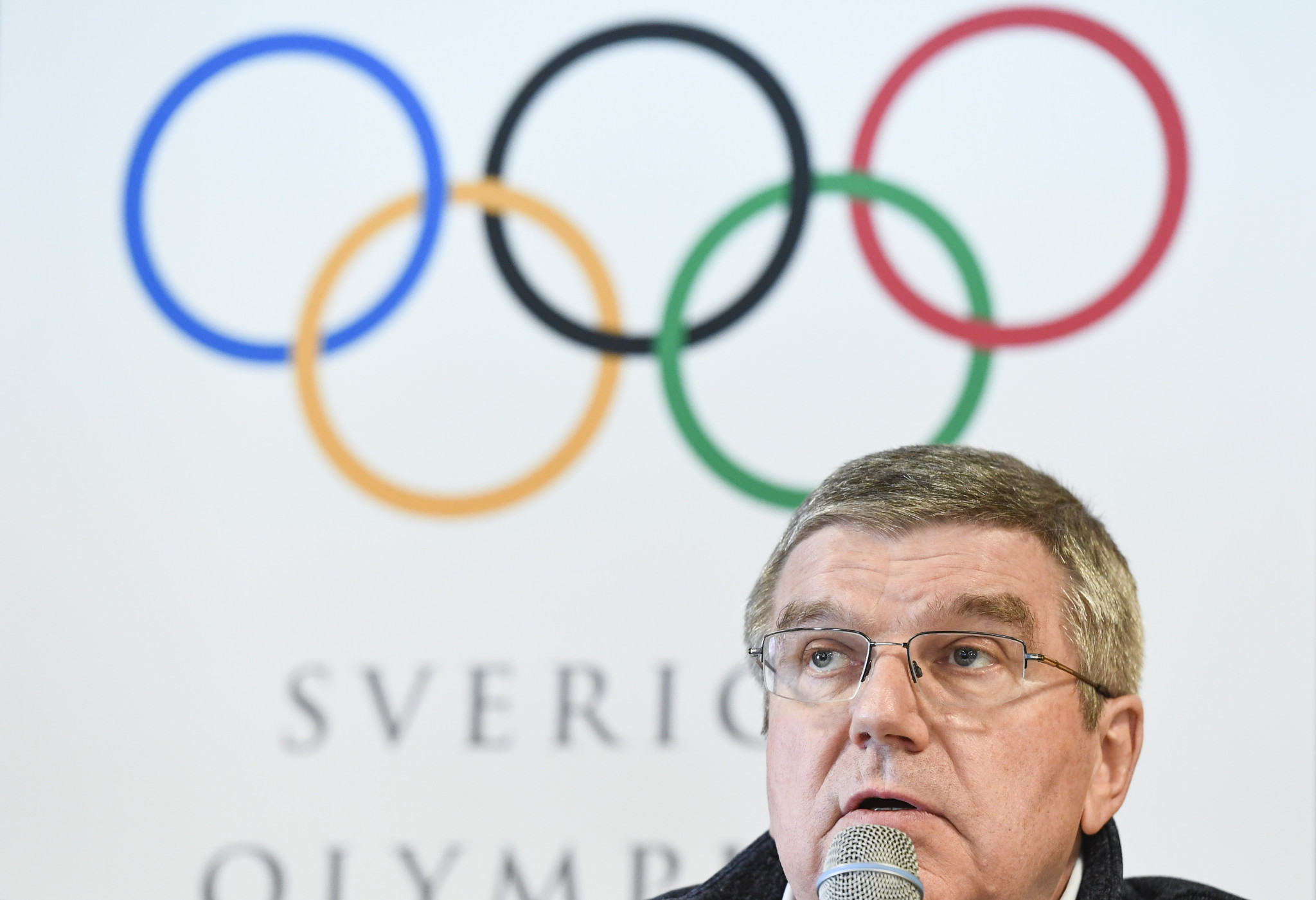 Thomas Bach has reiterated the IOC stance of political neutrality ©Getty Images