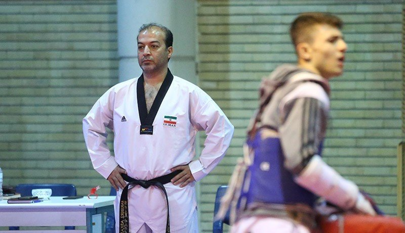 Fariborz Askari has been named head coach of Iran's men's team ©Iran Taekwondo Federation