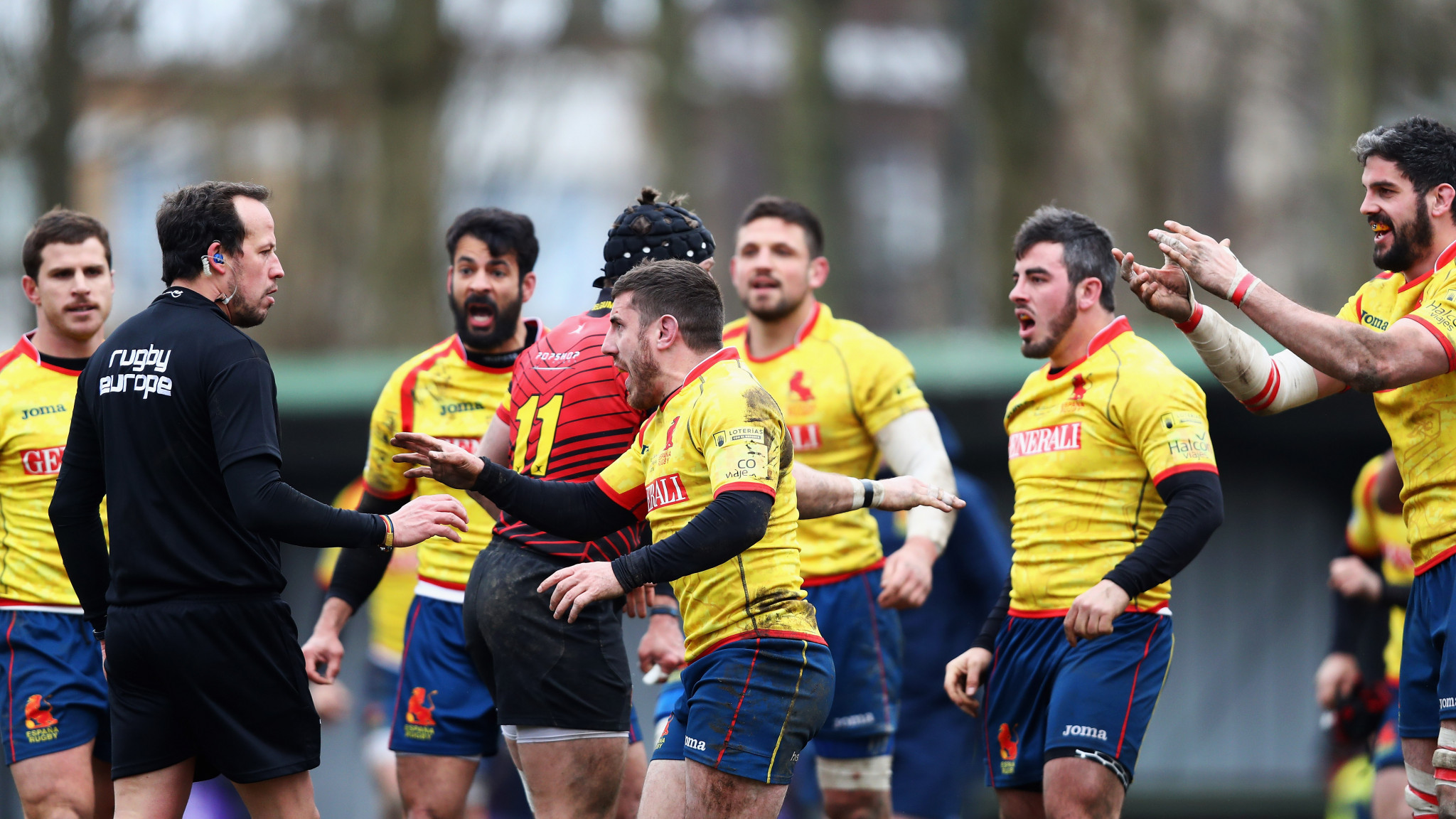 Spanish Rugby Federation call for controversial Belgium match to be replayed as formal complaint lodged