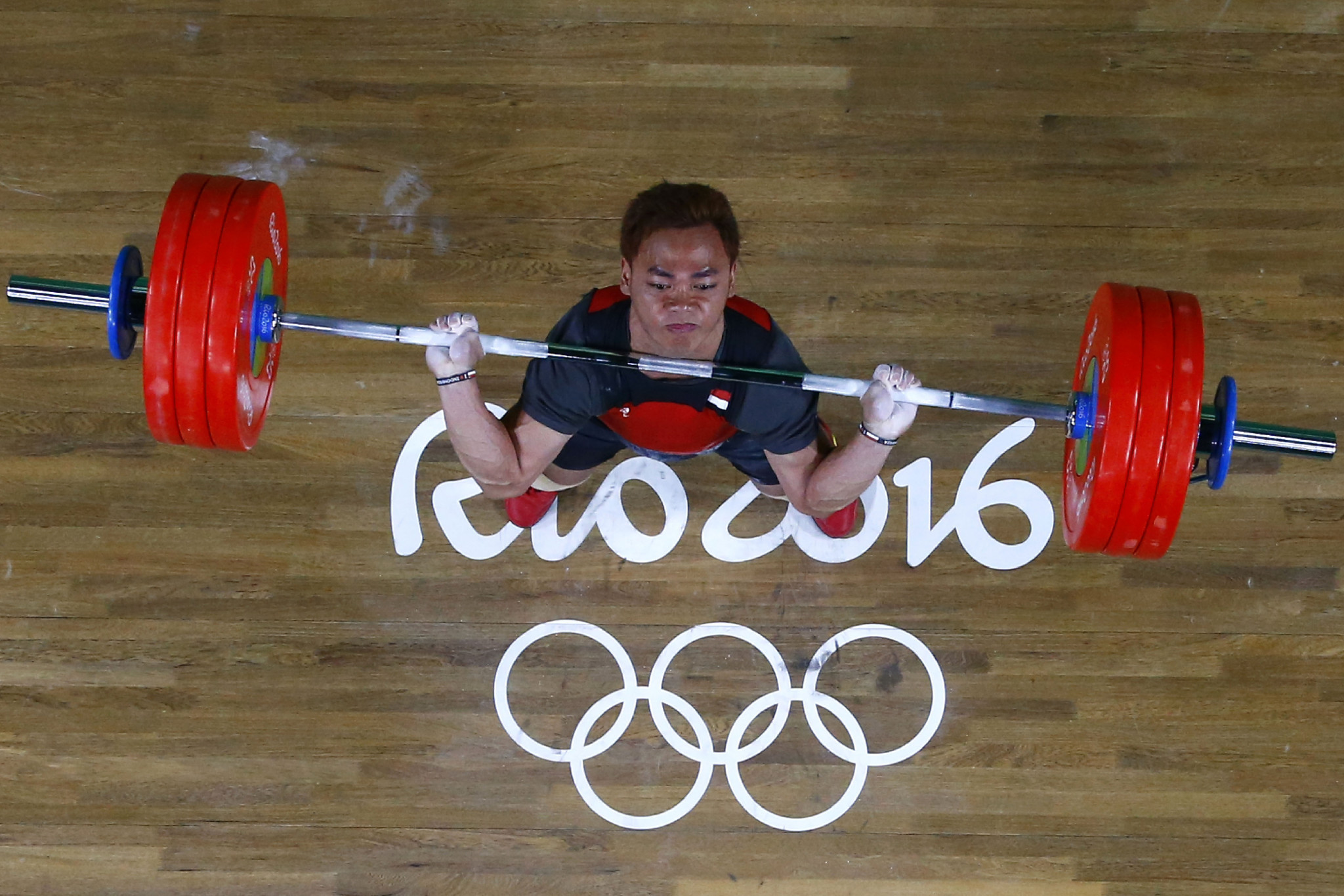 OCA agree to include additional men's weightlifting division at 2018 Asian Games