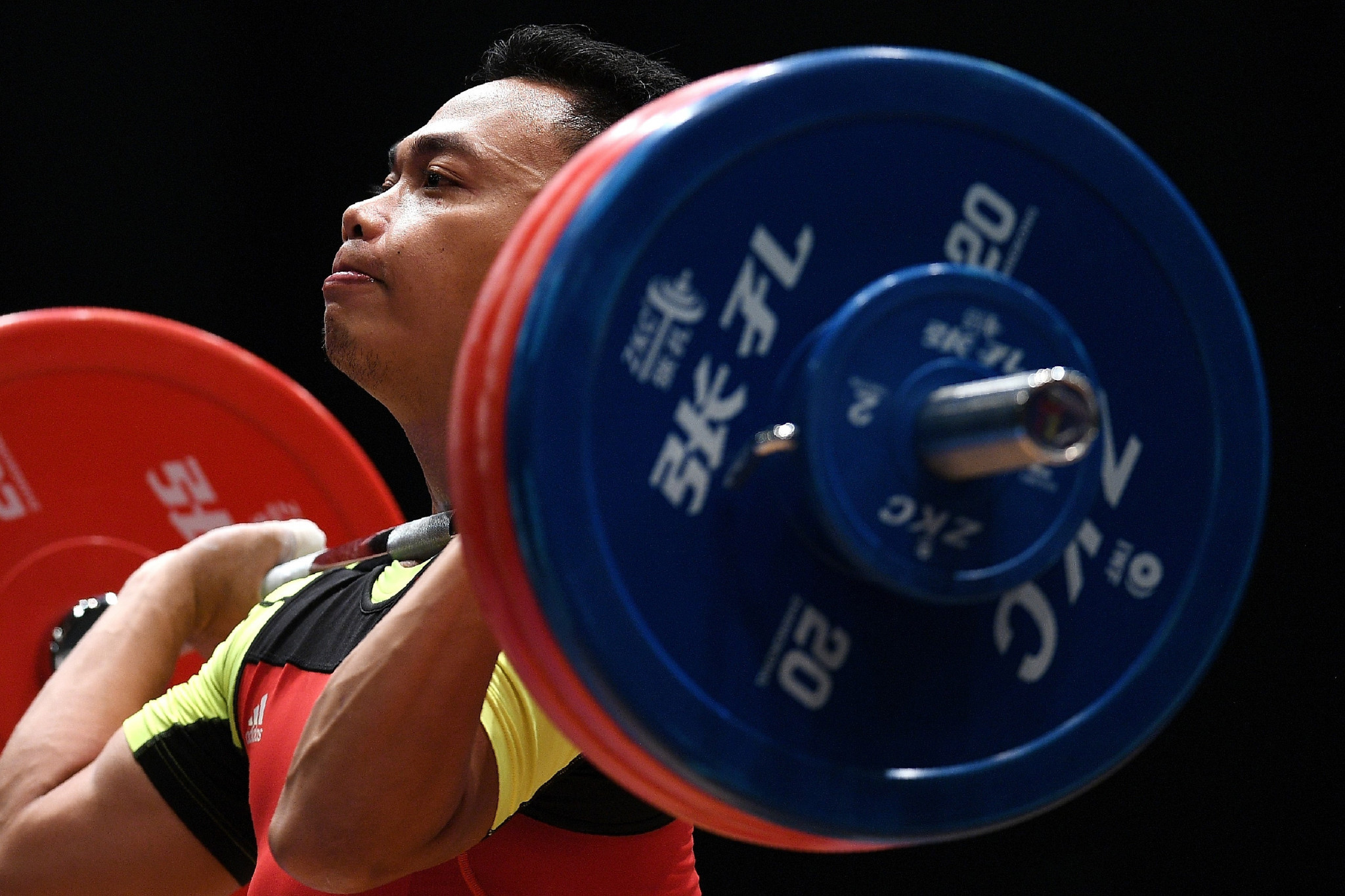 Eko Yuli Irawan has been a regular source of medals for Indonesia at major events ©Getty Images