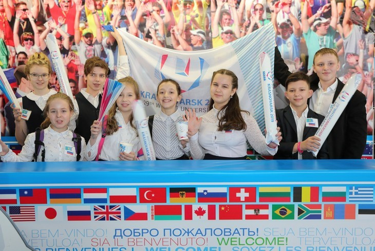 Krasnoyarsk 2019 hold student video contest to promote Winter Universiade