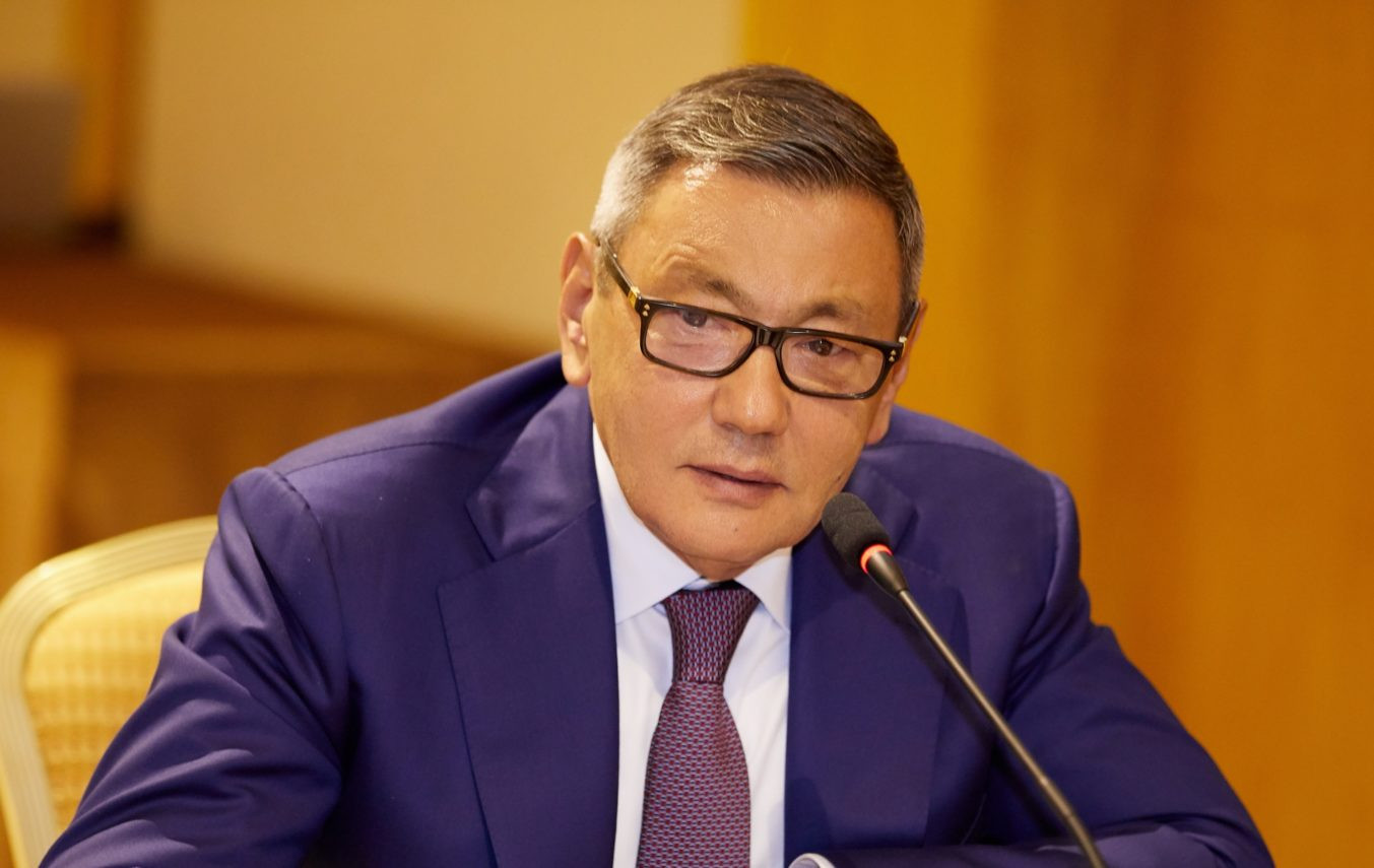 AIBA interim president Gafur Rakhimov claims the governing body are acting urgently to resolve issues in the organisation ©AIBA