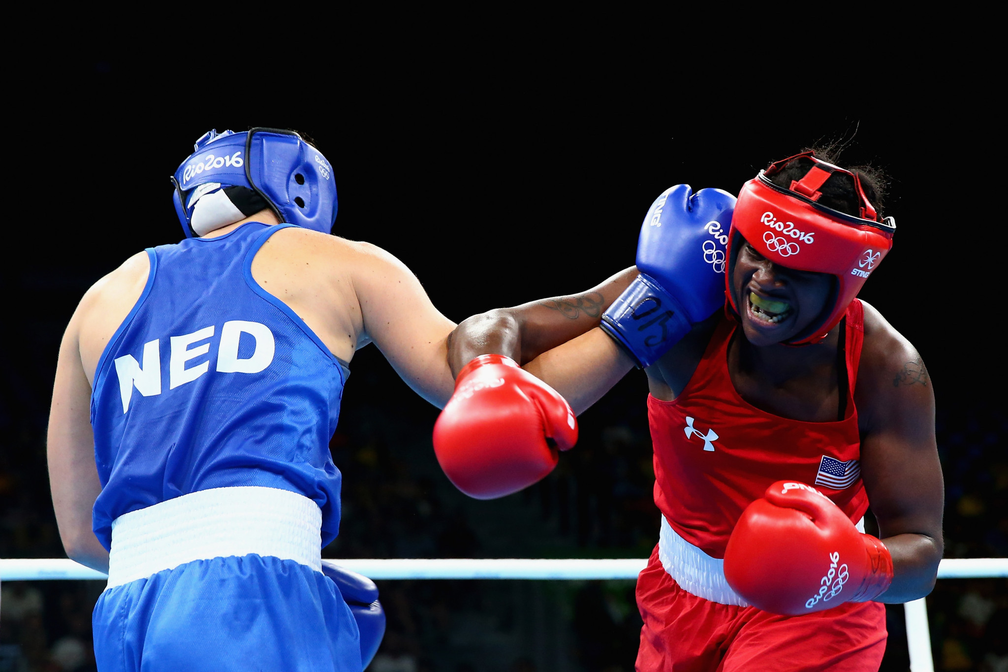 The programme could be seen as an effort to boost the number of female boxers competing ©Getty Images