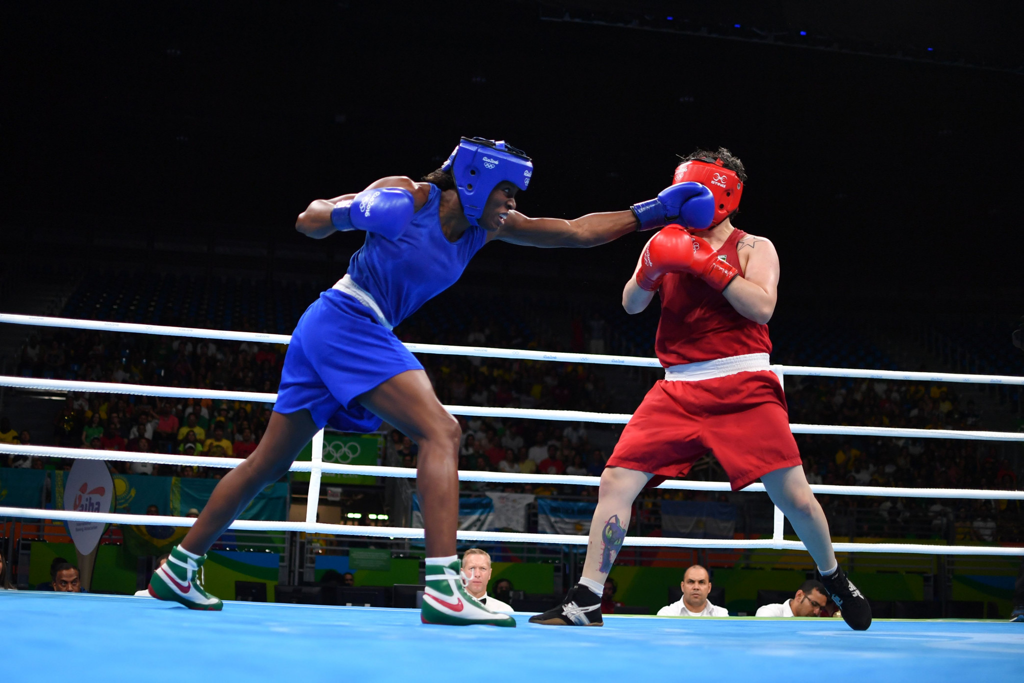 AIBA have announced a diversity in boxing programme ©Getty Images