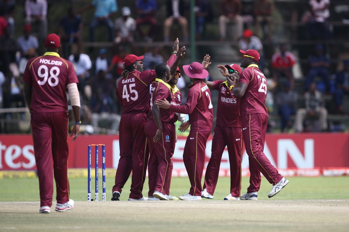 West Indies qualify for Cricket World Cup as rain means unlucky Scots miss out