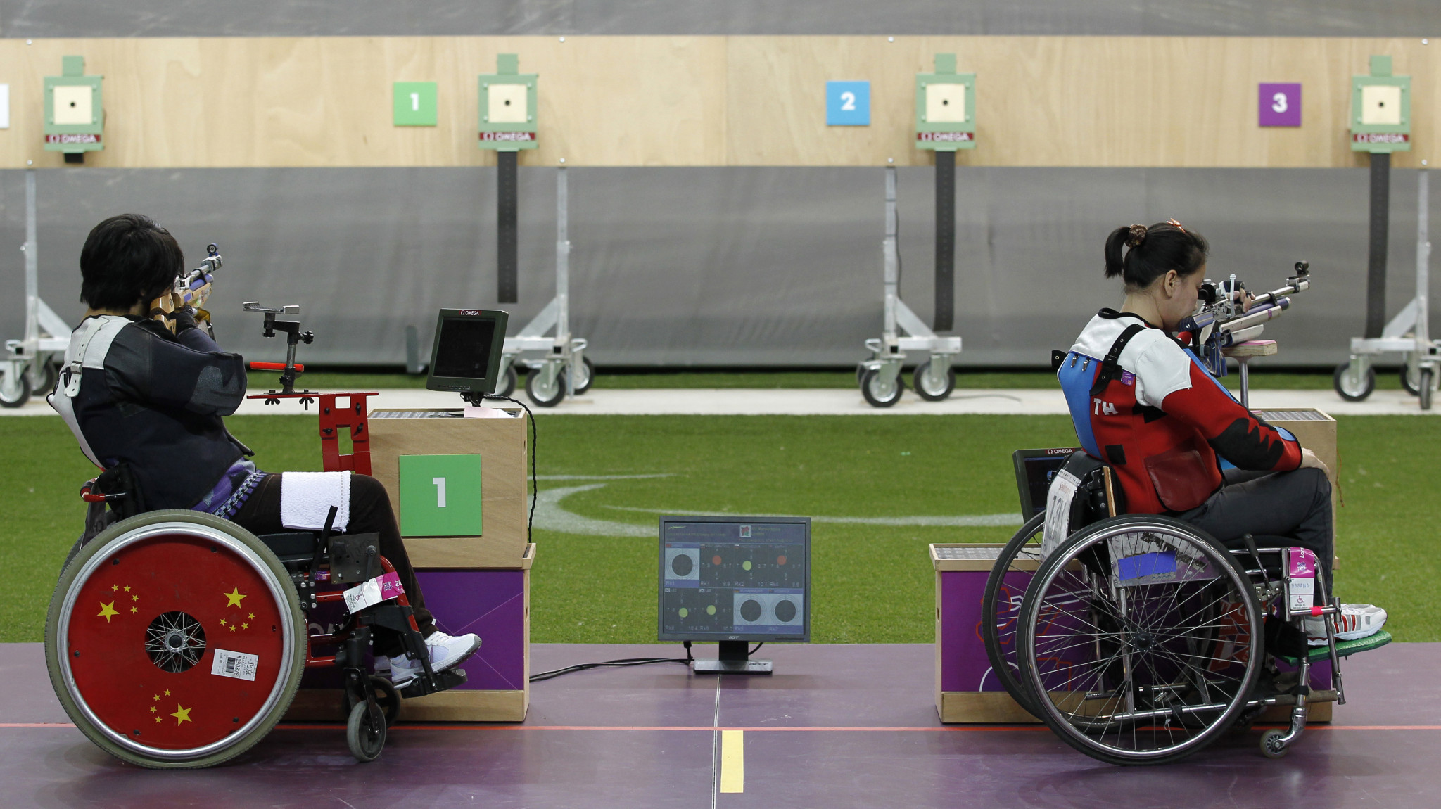 Para Shooting World Cup season to open in Al Ain with historic event