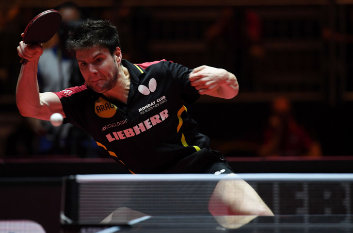 Dimitrij Ovtcharov is seeded to reach the ITTF German Open final against fellow home player and world number one Timo Boll in Bremen ©Getty Images
