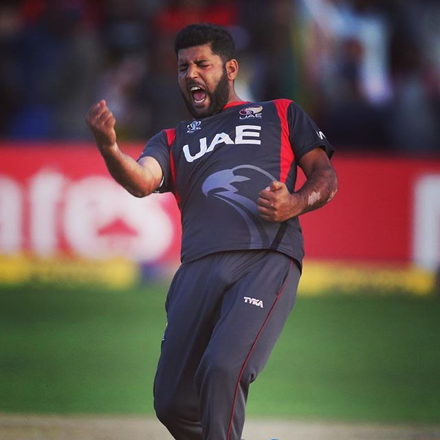 UAE shock Zimbabwe by 3 runs