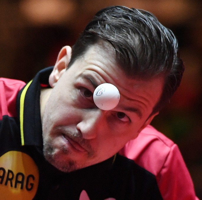 Timo Boll will seek home glory in the ITTF German Open ©Getty Images