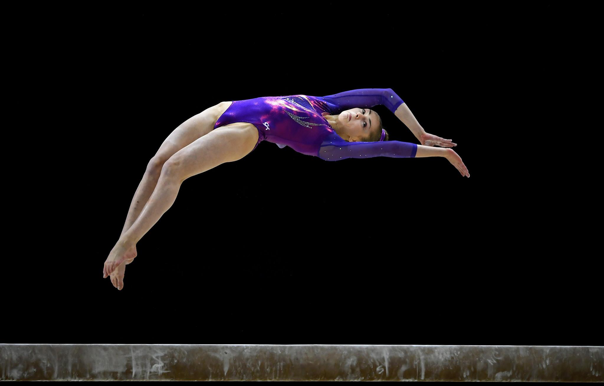 Stanhope replaces injured Fragapane on England gymnastics team for Gold Coast 2018